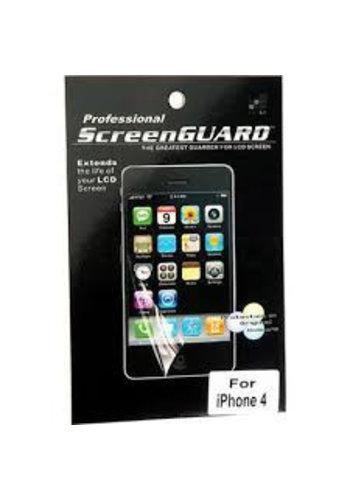 Neckermann Protecteur d'écran iPhone 4G