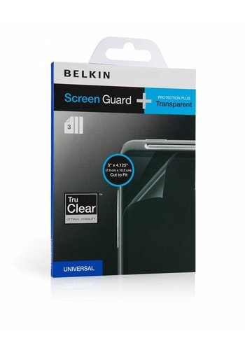 Belkin Displayschutzfolie Blackberry Curve 9300