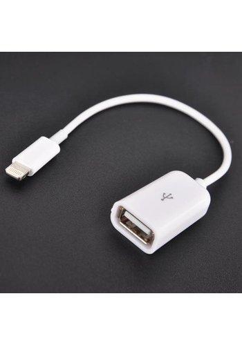 USB connectie kit voor iPad
