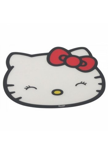 Hello Kitty Katten placemat