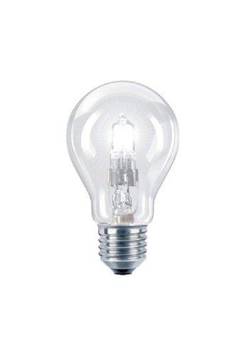 Sigalux Lampe halogène à économie d'énergie E27 A55 18W