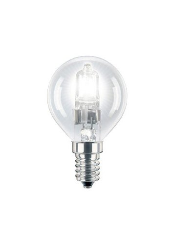 Sigalux Energiesparende Halogenlampe E14 P45 28W