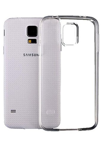 Neckermann Coque transparente Samsung S5