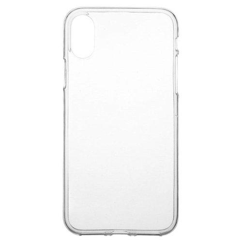 Neckermann Transparant hoesje IPhone X