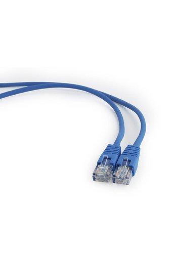 Cablexpert CAT5e UTP Patch cord, blue, 0.5 m
