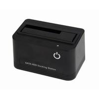USB Docking-Station für 2.5' and 3.5' SATA-Festplatten