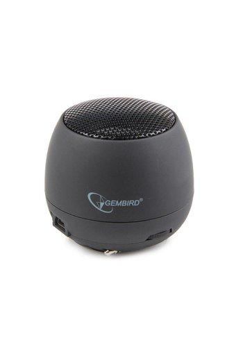 Gembird Draagbare Mini Speaker -zwart-