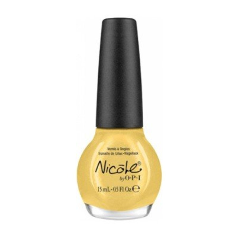 Nagellak Yellow It's Me 15 ml NI 308