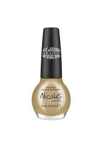 Nicole by OPI Nagellak Gold Texture 15 ml NI 376