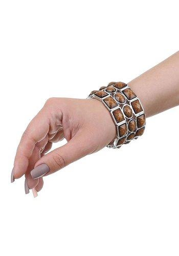 Neckermann %0ADamen Armband - taupe