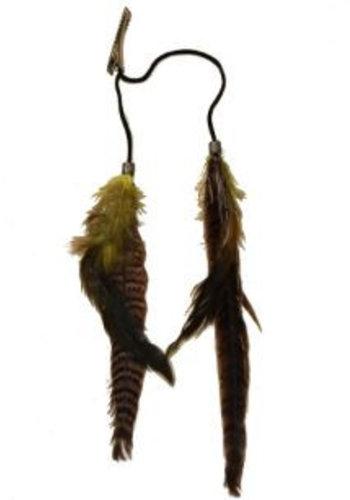 Clockhouse Extensions de cheveux avec pince à cheveux