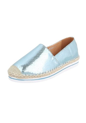 Neckermann Damen Espadrilles Blau