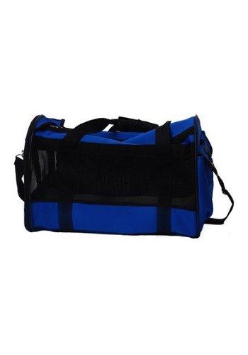 MPets Animaux de compagnie - nylon - 47x25x30 cm - bleu