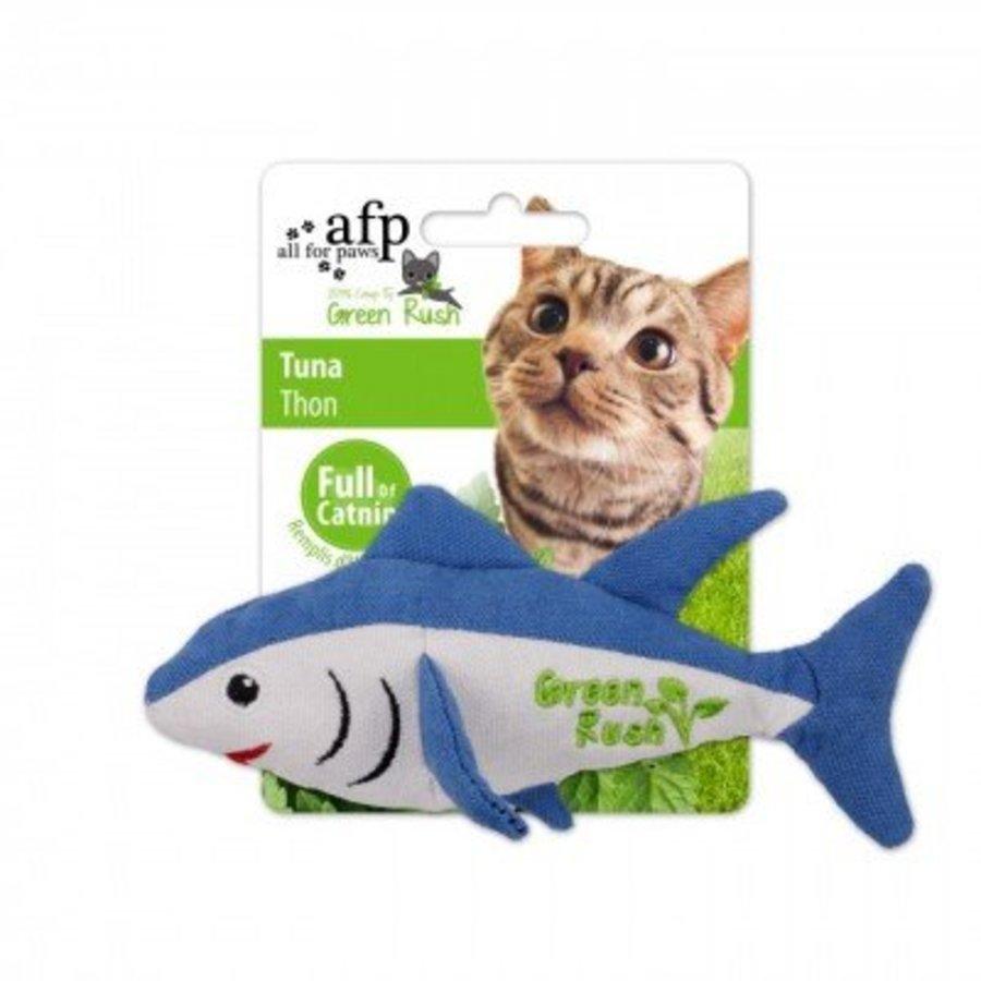 Green rush tuna 12 g catnip