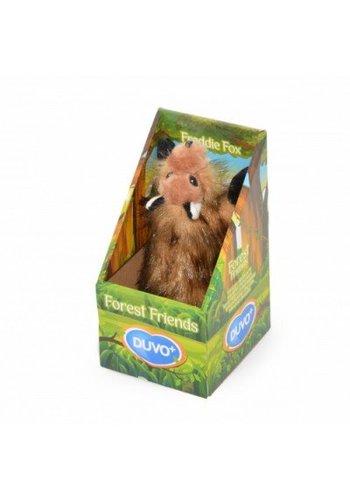 Duvo Amis de la forêt Freddie le renard 16x8 cm