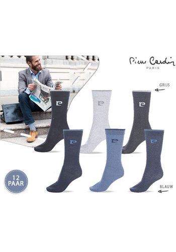 Pierre Cardin Sokken heren 12 paar in verschillende kleuren