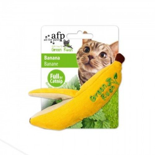 afp Green rush banana 12 g catnip