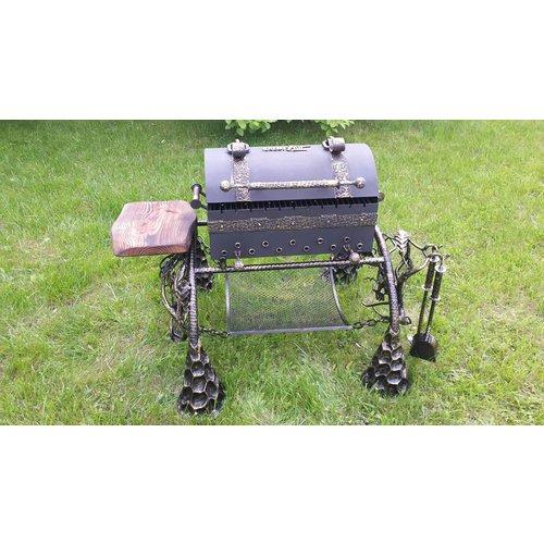 Kalmetal Houtskool barbecue  - Copy