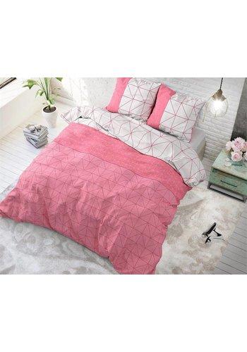 Sleeptime Dekbedovertrek Gino roze