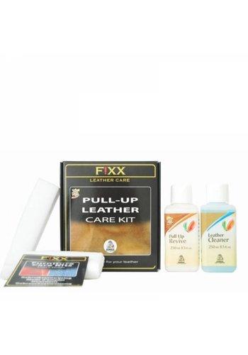 FiXX  Leather care kit  wax&oil