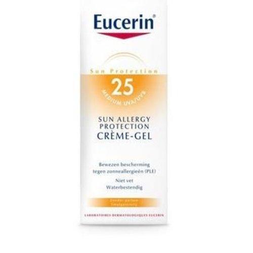 Eucerin Allergy Protection Sun Crème-Gel SPF 25 7ml