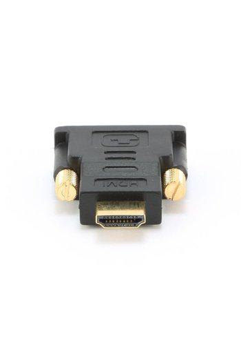 Cablexpert HDMI M naar DVI M adapter