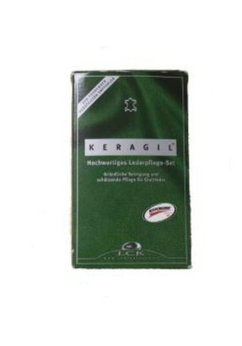 Neckermann Verzorging van leer en leerreiniging 2 x 50 ml
