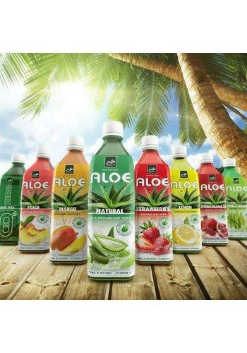 Tropical Aloe Vera - 500 ml - in diverse smaken