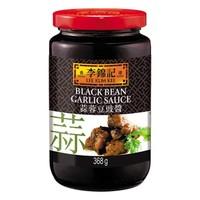 Zwarte bonen saus met knoflook 368 gram