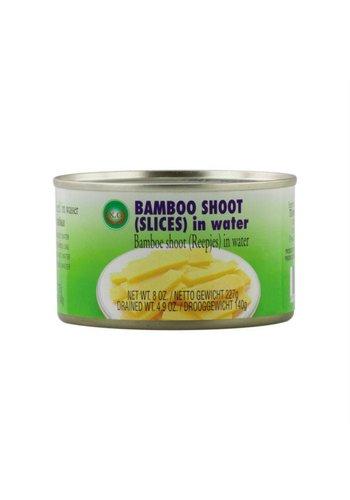 X.O Tranches de bambou - 227 grammes