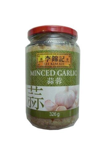 Leekumkee Fijngehakte knoflook 326 gram