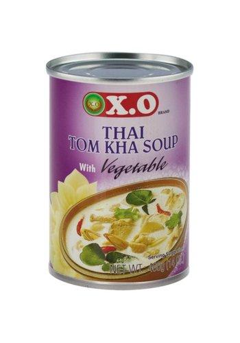 X.O Soupe Tom Kha - 400 grammes