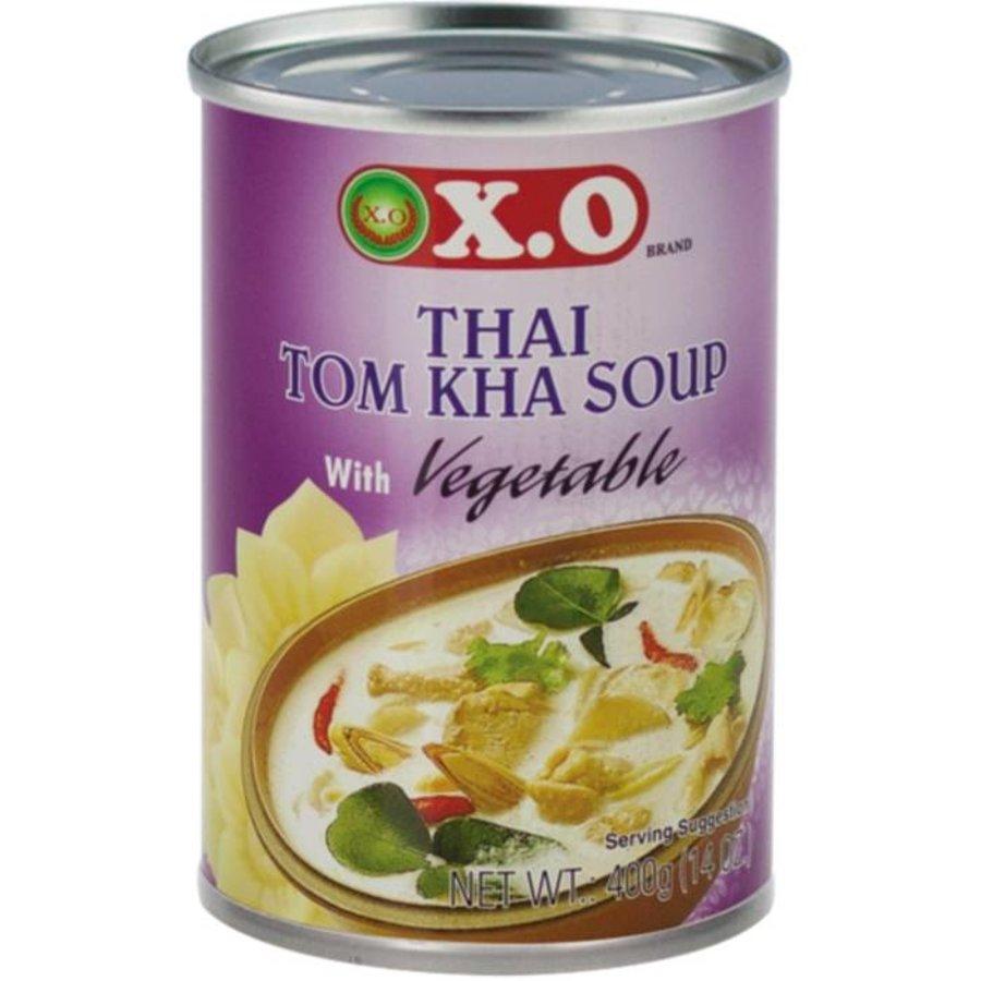Tom Kha soep 400 gram