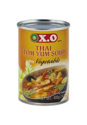 X.O Tom Yum soep 400 gram