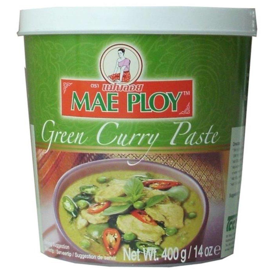 Grüne Currypaste 400 Gramm
