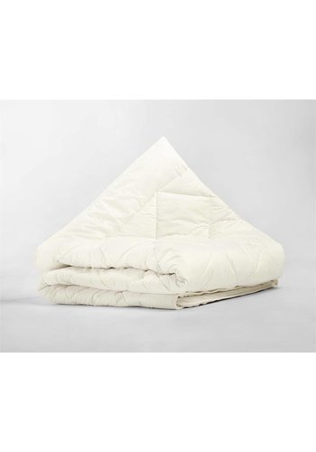 Sleeptime Percale Cotton Wool Touch Enkel Dekbed Cream