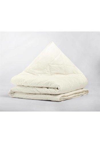 Sleeptime 4-Seizoenen Dekbed Percale Cotton Wool Touch crème