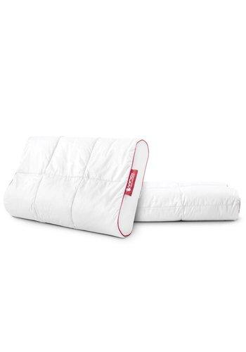 Outlast Vinci Micropercal Deluxe Contour Pillow White