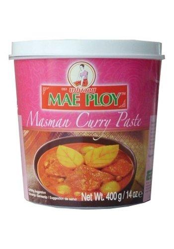 Mae Ploy Masman kerrie pasta 400 gram