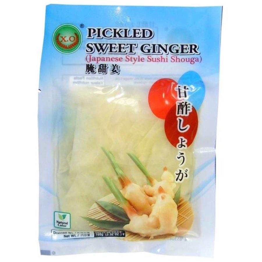 Japanischer weißer Ingwer 100 Gramm