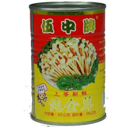 Wu Chung Enokitake (paddenstoel) 425 gram