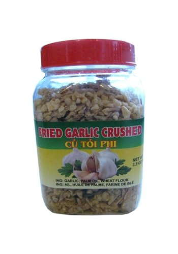 Asian Boy Morceaux d'ail frits 100 grammes