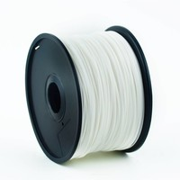 ABS Filament White, 3 mm, 1 kg