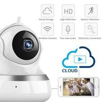 Wireless Smart Camera - geschikt voor smartphone of tablet