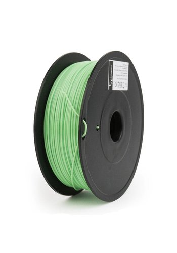 Gembird3 Flashforge Filament Green, 1.75 mm, 600 gram