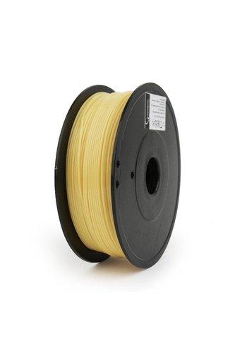 Gembird3 PLA Filament Geel, 1.75mm, 0.6 kg