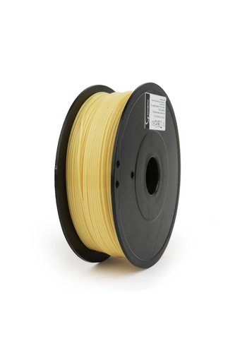 Gembird3 PLA Filament  Yellow, 1.75 mm , 0.6 kg