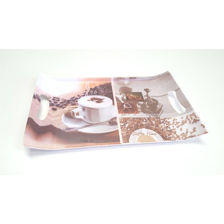 Dienblad coffee 29 x 47 cm