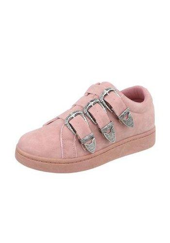 Neckermann Damen Sneaker - pink