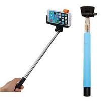 Selfie Stick draadloos in diverse kleuren